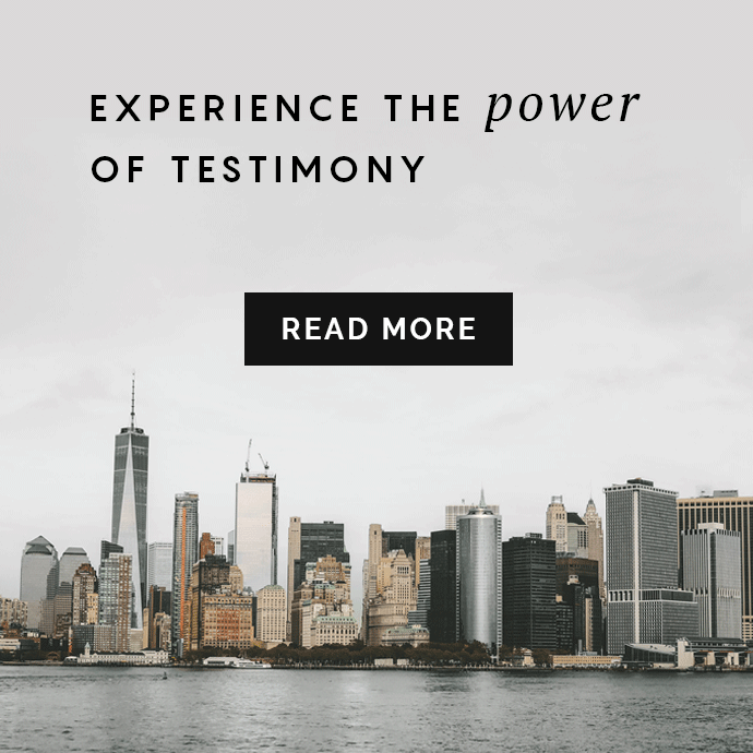 Increase Testimony Books